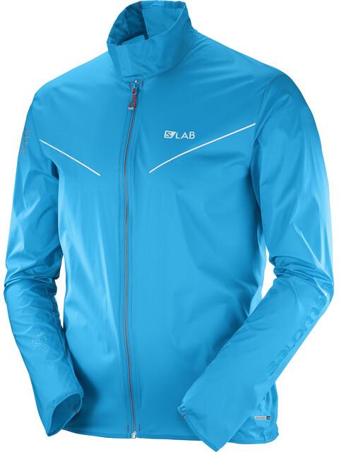 Salomon S/Lab Light Jacket Men Transcend Blue